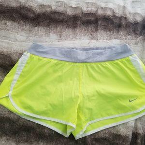 Womens Nike running shorts